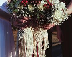bridal bouquet holder table clip flower holder etsy