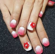 18 and white nail designs to try on s day