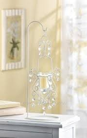 wrought iron votive candle holder foter