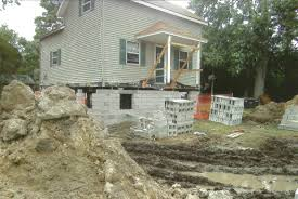 basement house very attractive lifting house for new basement foundation systems