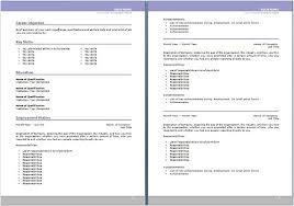 best ideas of sample resume australian format on free gallery