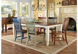 cottage dining room sets cottage style dining room sets 20333