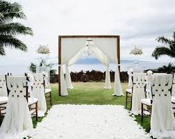 wedding ceremony canopy canopy and arches event design and rental