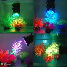 submersible led aquarium lights 2018 led aquarium lights spot light garden pond pool submersible led