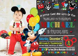 mickey mouse birthday invitations minion birthday invitation