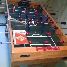 hockey foosball table for sale find more harvard multi game table model 605611 great shape some