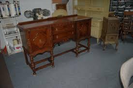 antique sideboard fabulously finished