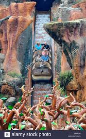 Disney World Map Magic Kingdom by Splash Mountain Ride Walt Disney Magic Kingdom Theme Park Orlando