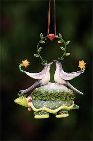 krinkles by patience brewster mr squirrel ornament yuletide