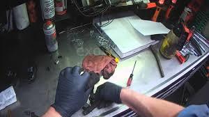 vw routan rear disc brake replacement youtube