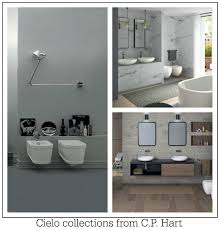 New Bathroom by Stunning New Bathroom Collections From C P Hart Fresh Design Blog