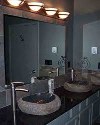 Above Cabinet Lighting by Sublime Bathroom Light Fixtures With Bowl Lamp Shade Of Wall Lamps