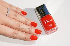 dior voyage transatlantique nail polish and couture stickers duo