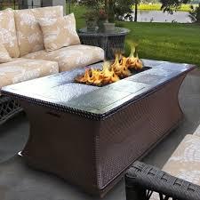 Rectangle Fire Pit - rectangle fire pit table fire pit ideas