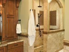 traditional bathrooms designs traditional bathroom designs hgtv