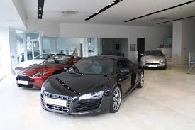 audi dealership cars used cars cardiff