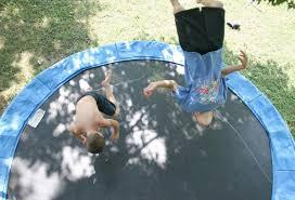doctors warn backyard trampolines pose serious injury risk