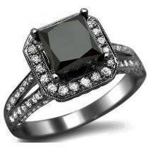 black gold engagement ring black gold engagement rings shop now and save
