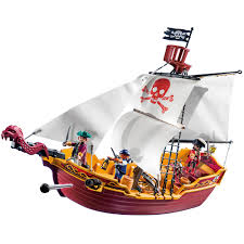 playmobil pirates red serpent pirate ship playmobil toys