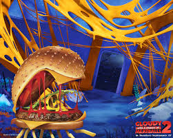 2013 cloudy with a chance of meatballs 2 movie wallpapers cloudy with a chance of meatballs 2 review seeing it their way