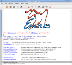 tutorial linux c a guided tour of emacs