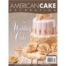 International subscription of American Cake Decorating Magazine