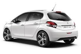 peugeot spain white peugeot 208 gti 30th anniversary side carwitter jpg 1024