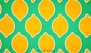 seamless lemon pattern seamless lemon pattern vector download