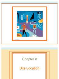 retail site location