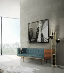 modern floor lamps bright ideas modern floor lamp inspired in the golden years of space