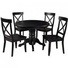 round pedestal dining table set foter