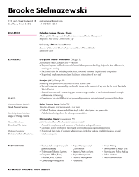 How To Name A Resume Type A Resume Coinfetti Co
