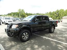 pre owned 2012 nissan frontier pro 4x crew cab pickup in