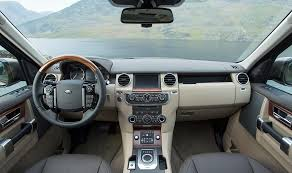 new land rover defender interior land rover discovery by car magazine