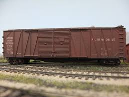 box car train end door auto boxcar question model railroader magazine model