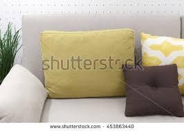 Modern Comfortable Sofa Sofa Cushions Stock Images Royalty Free Images U0026 Vectors