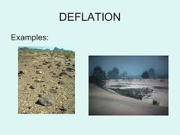 erosion by wind how does wind cause erosion what features result