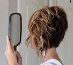 back view wavy short bob for thick hair 2015 40 short haircut ideas short hairstyles 2016 2017 most