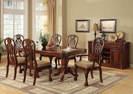 cherry dining room furniture georgetown traditional antique cherry dining set