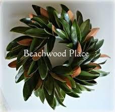 magnolia leaf wreath make your own magnolia wreath magnolia wreath magnolia and wreaths