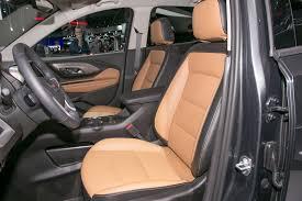 gmc terrain back seat 2018 gmc terrain interior front seat 617 carscool net