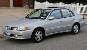 2001 toyota corolla le review 2001 toyota corolla specs and photots rage garage