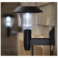 solar outdoor house lights 32 solar light sconces solar powered outdoor sconces fyi guy