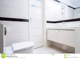 Small White Bathroom Interior Of Small White Bathroom Stock Photos Image 11331113