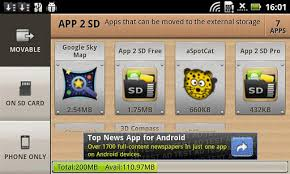 app to sd card for android how to move apps from phone memory to sd card for android smartphones