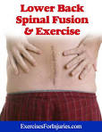 Lower Back <b>Spinal Fusion</b>