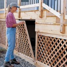 7 best deck upgrades images on pinterest deck skirting backyard