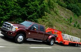 how 2015 ford f 450 and 2015 ram 3500 trucks are engineered to