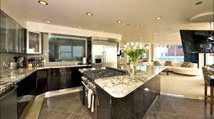 Cool Kitchen Design Ideas Kitchen With Modern Themes Walls Photos Simple Blue Green Shelf