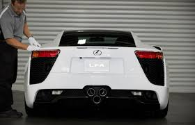 lexus lfa supercar interior lexus lfa supercar arrives in oz photos 1 of 4